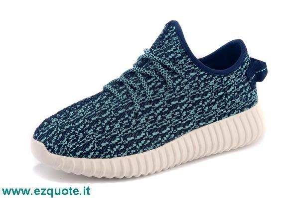 Adidas Yeezy 350 blu