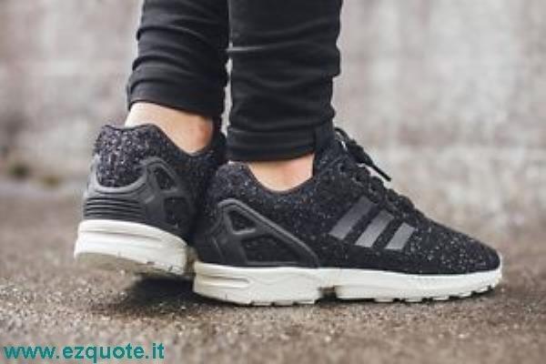 adidas zx flux nere femminili