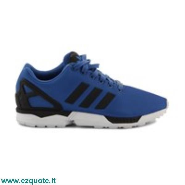 Adidas Zx Flux Bianche E Oro ezquote.it