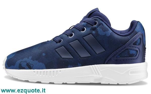 adidas zx fluo blu