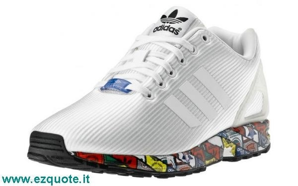 adidas zx flux nere trovaprezzi
