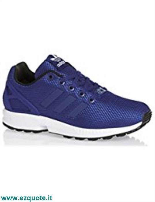 come pulire le scarpe adidas zx flux