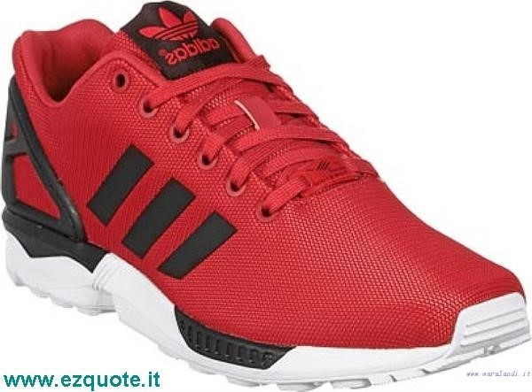 adidas zx rosse