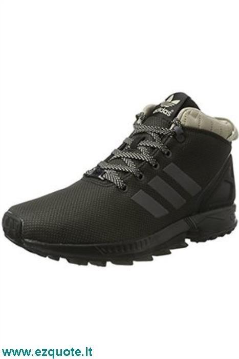 scarpe adidas zx flux nere
