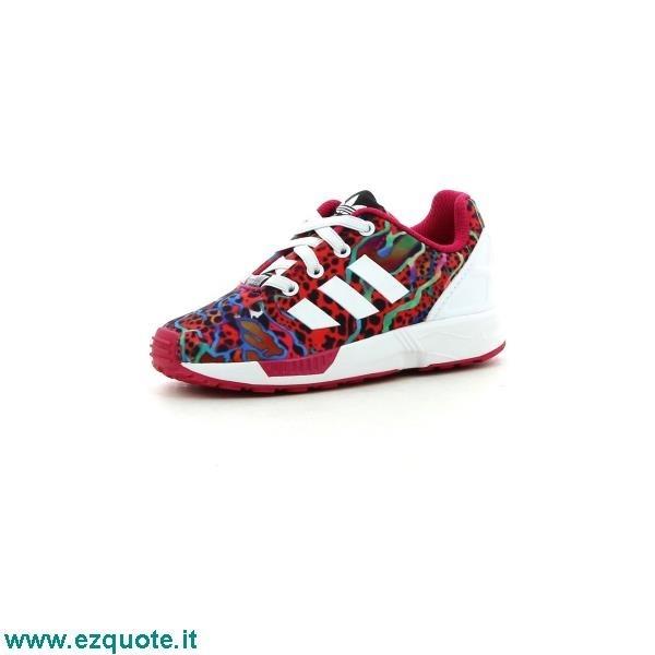 zx flux adidas bambina
