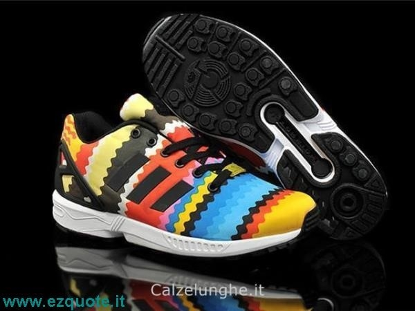 buy popular d402c f2ceb Adidas Zx Flux Nero Giallo