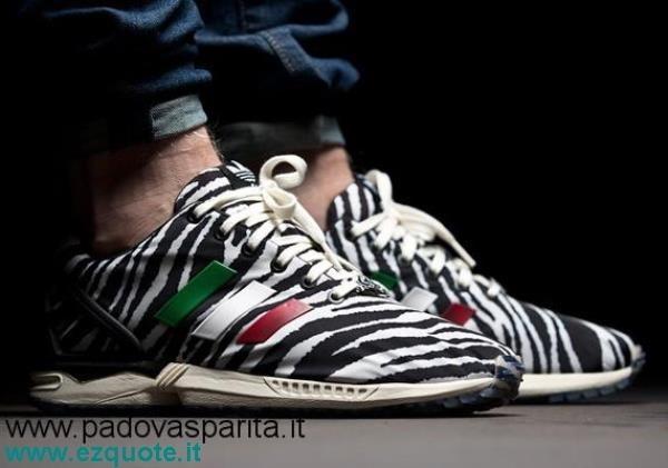 adidas zx flux italia independent