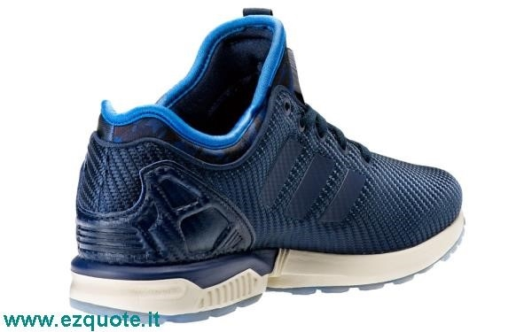 sports shoes 7573f 69302 Adidas Zx Flux Italia Independent Scarpa Uomo