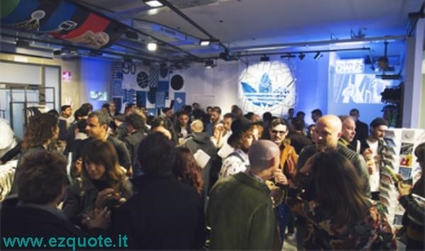 Adidas Zx Flux Party Milano