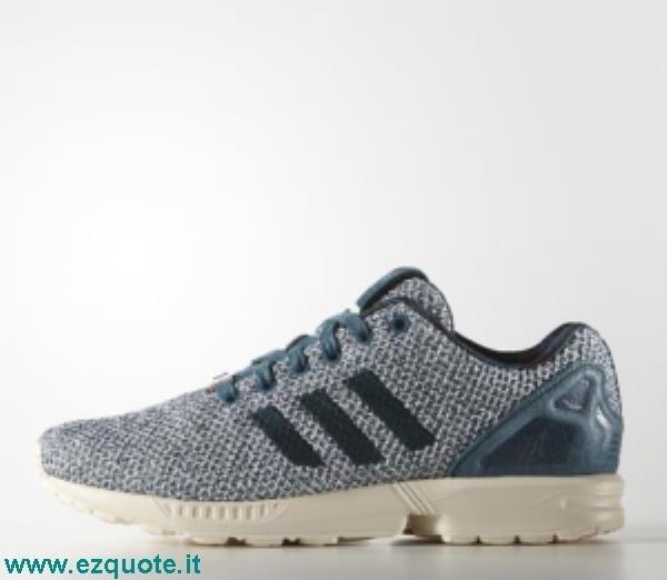 competitive price 1a5c7 a13b9 Adidas Zx Flux Uomo Zalando ezquote.it