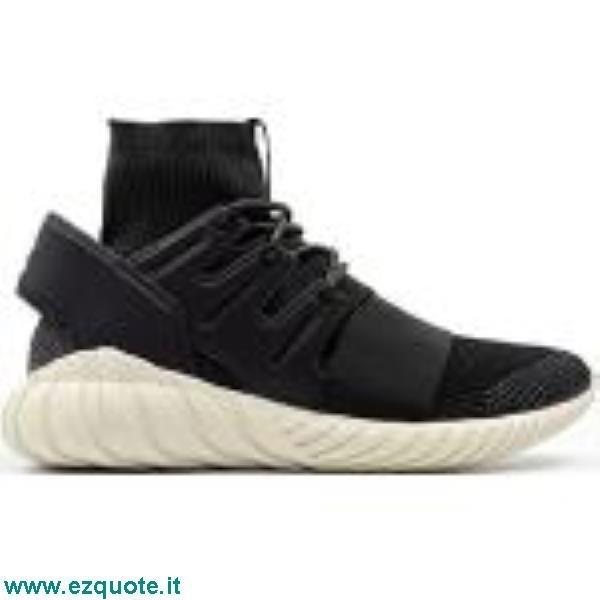 adidas tubular doom nere