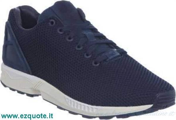adidas zx flux blu scuro