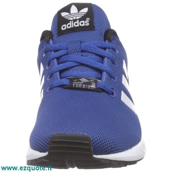 adidas zx flux bimbo blu
