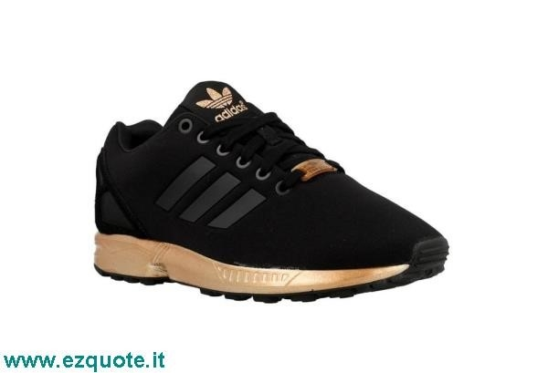 Zx Flux Gialle E Nere