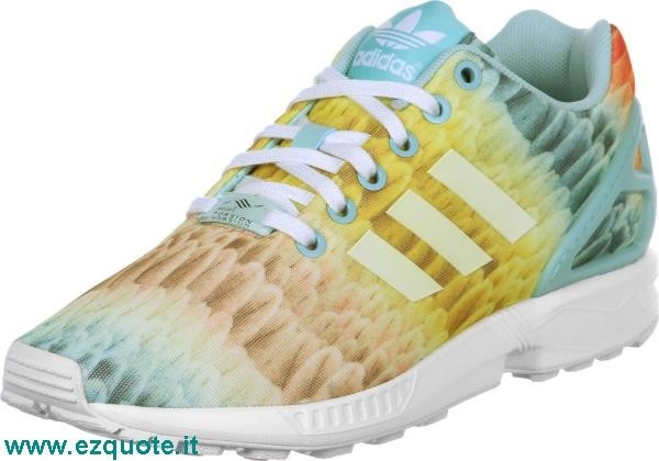 Zx Flux Giallo
