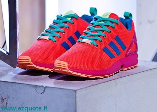 adidas zx flux scarpe da corsa uomo