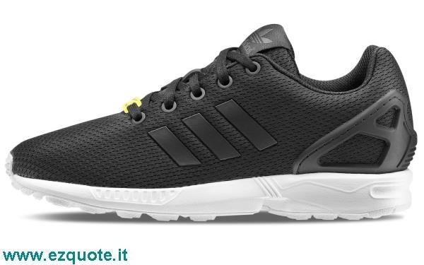 Adidas Zx Flux Nere Maculate