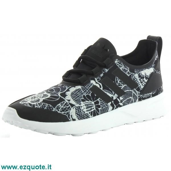 9a5d8f9f2fcd4 Adidas Zx Flux Nere Maculate ezquote.it