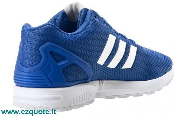 Zx Flux Scarpe Ezquote Adidas Blu it zMVSUpGq