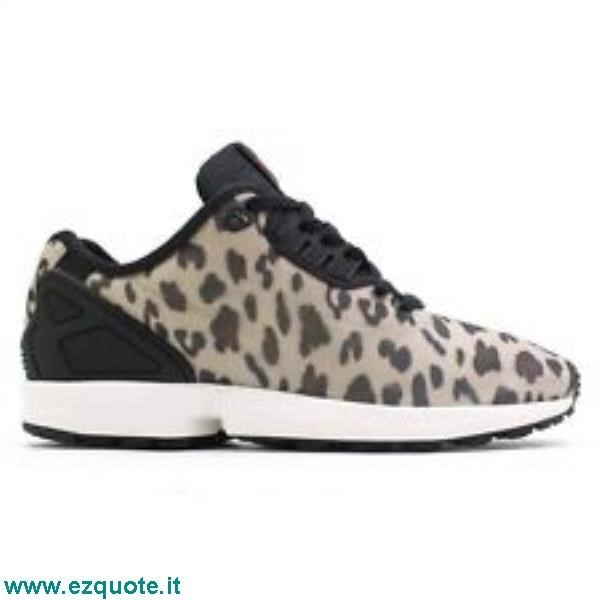 Scarpe it Ezquote Zx Flux Adidas Leopardate 0wRYqAA