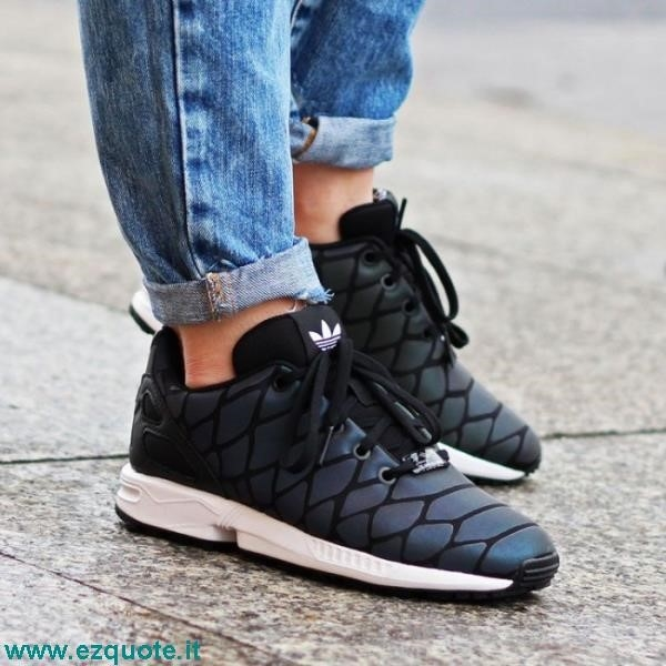 huge selection of e0dff 945b2 Scarpe Adidas Zx Flux Uomo 2016