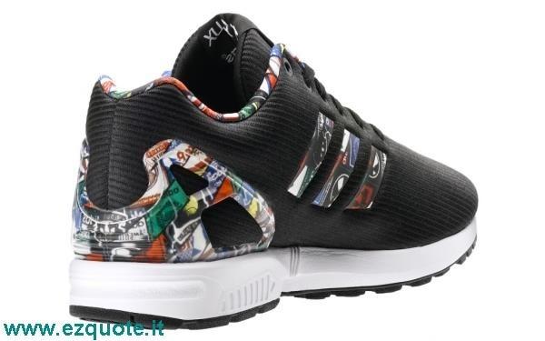 3e5cd7bef5af Acquista adidas zx flux multicolor uomo | fino a OFF30% sconti