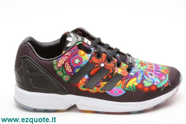 Adidas Zx Flux Tutte Colorate ezquote.it