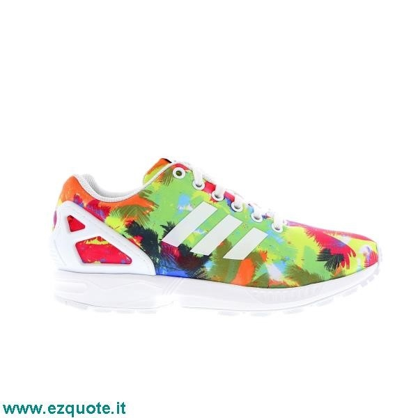 Adidas Zx Flux Color Splash