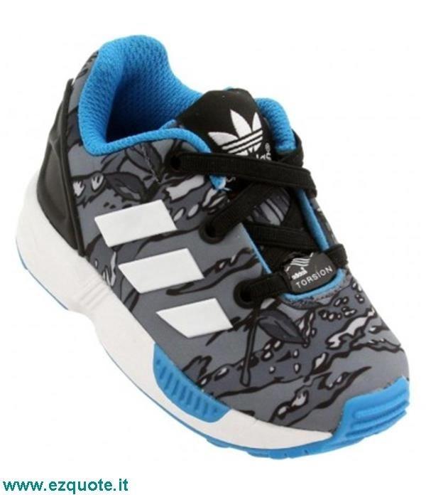 pretty nice 2b70e 1a888 Adidas Zx Flux Neonato