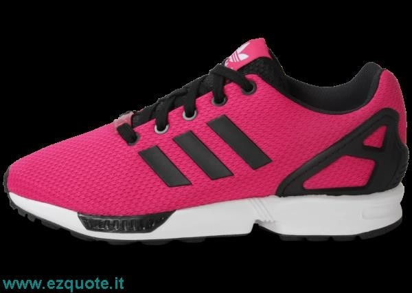 adidas zx flux all rosa