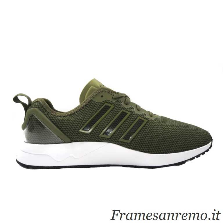 adidas zx flux verdi fluo