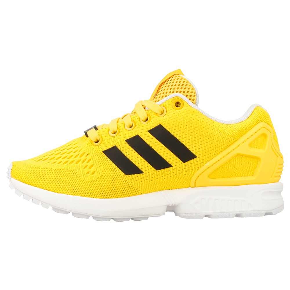 Adidas Zx Flux Yellow
