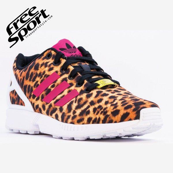 Adidas Zx Flux Zebrate ezquote.it