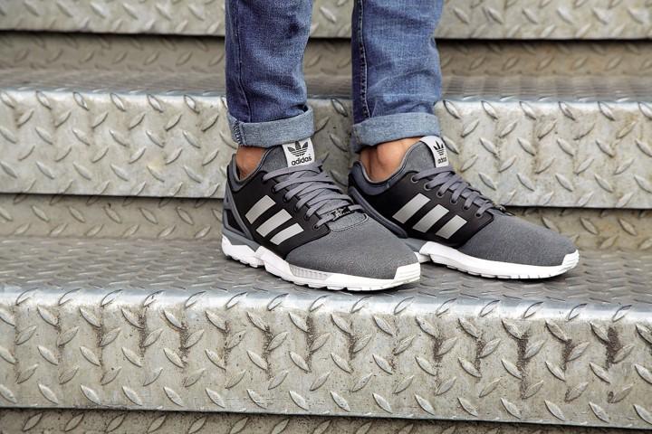 Adidas ZX flux grigio