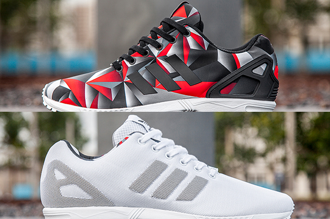 zx flux foot locker scarpe adidas