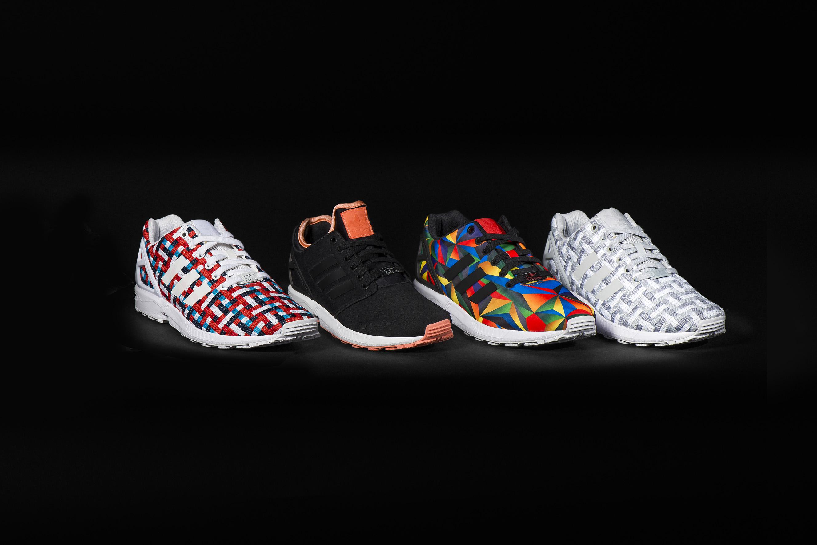 adidas zx flux at foot locker
