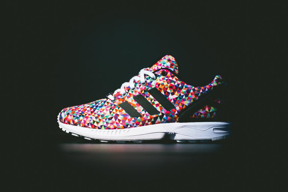 adidas zx flux uomo colorate