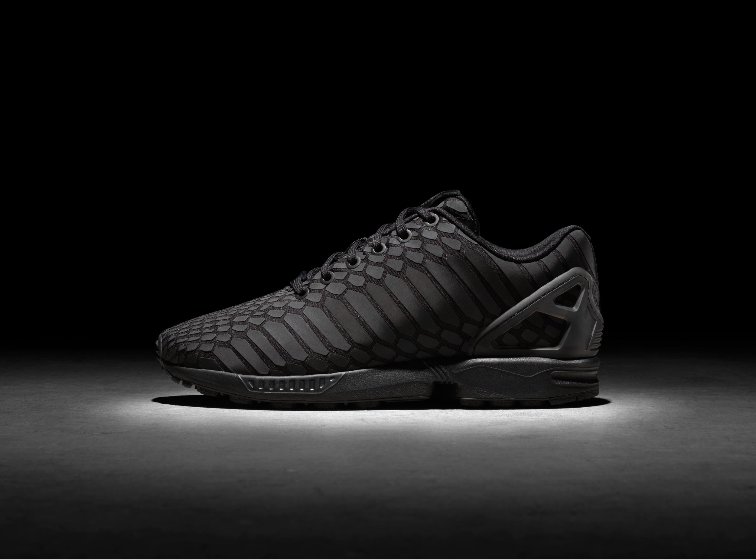 adidas zx flux xeno nere