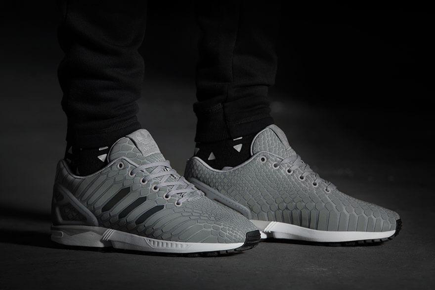 zx flux xeno grey