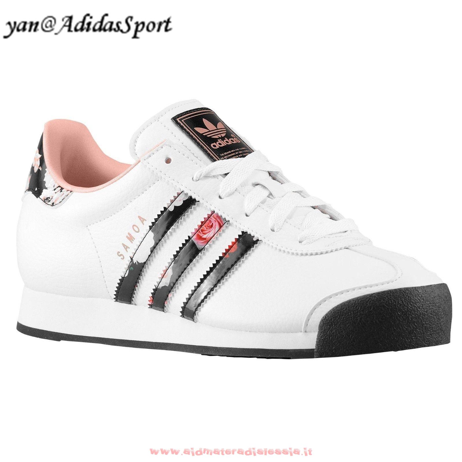 scarpe donna adidas bianche