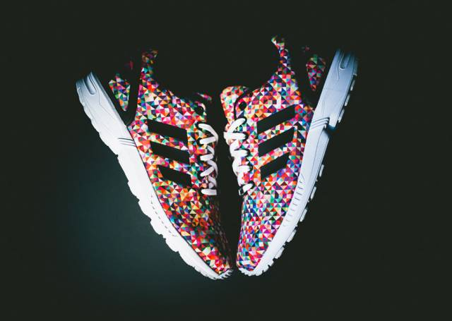 Adidas Originals Zx Flux Multi