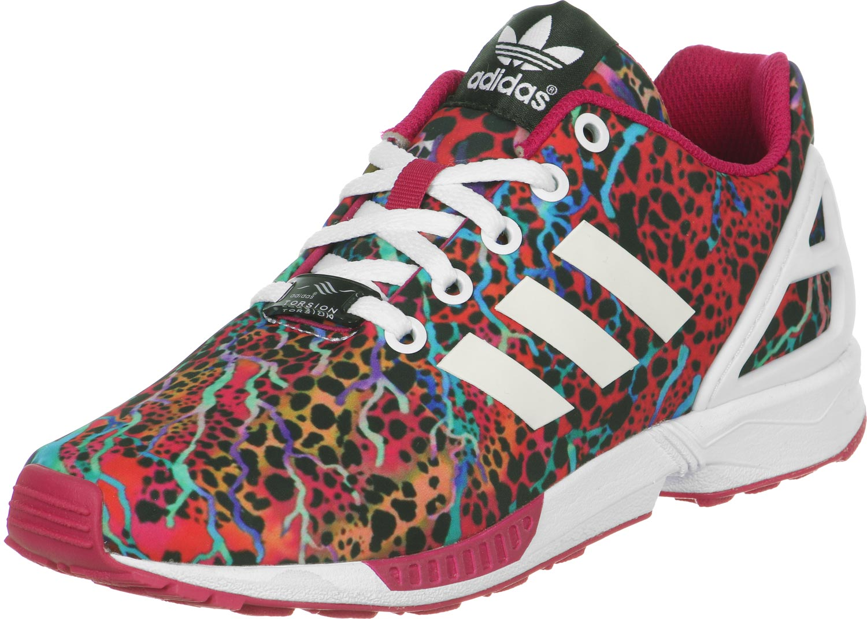 scarpe adidas zx flux Rosso