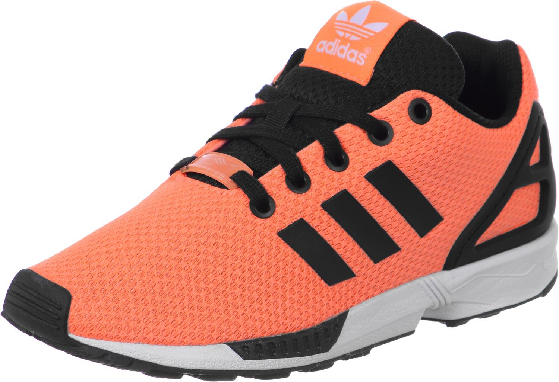 adidas zx flux arancioni