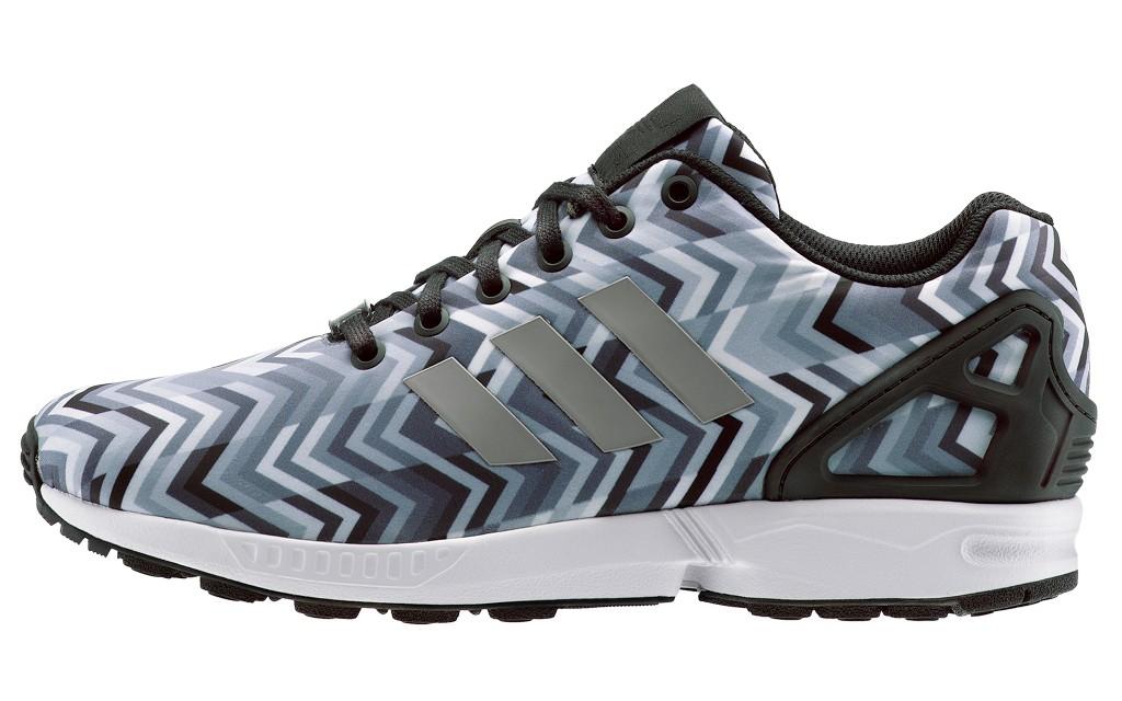 adidas zx flux leopard uomo