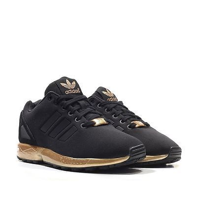 newest 53a84 26214 low cost adidas zx flux rose or and noir outfit 7038f 7a469