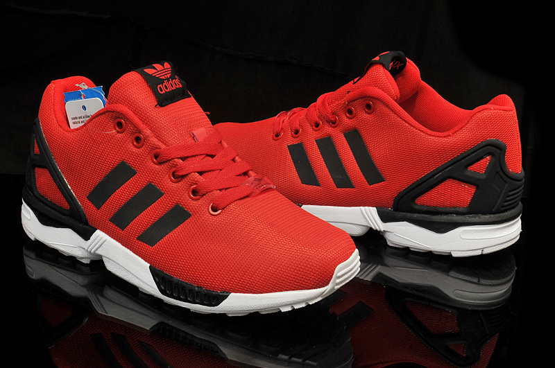Zx Flux Rosso