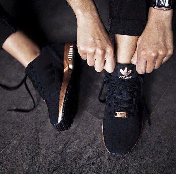 adidas zeta flux nere