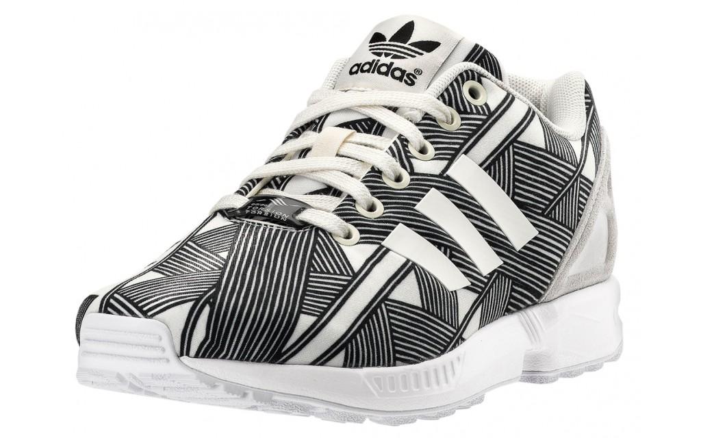 adidas zx flux nere e fucsia