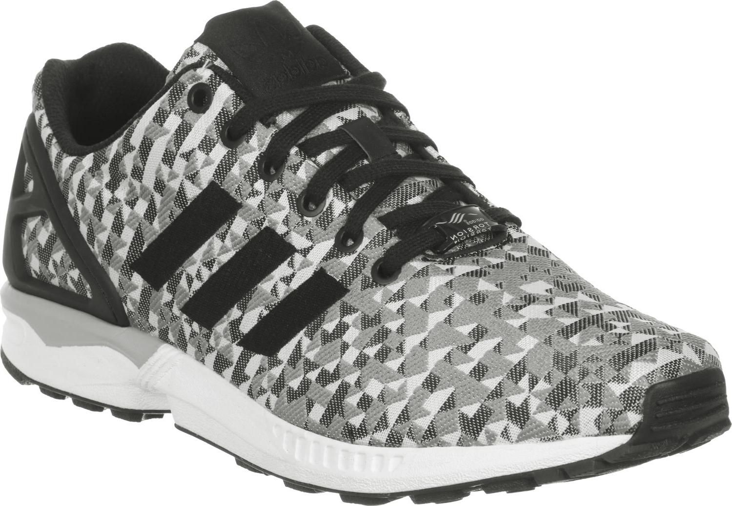 adidas zx flux bianche e nere 085f549f99a3