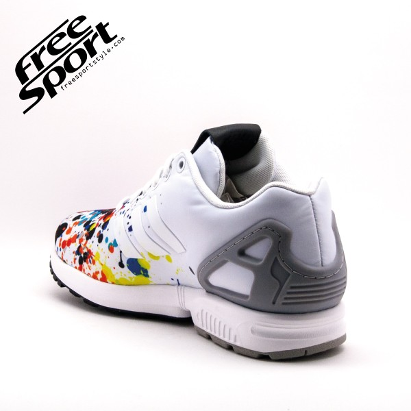 adidas zx flux bordeaux prezzo